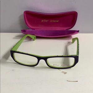 Betsey Johnson glasses